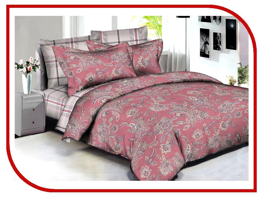 Постельное белье Buenas Noches BZ Dalian Комплект 2 спальный Сатин 86585 постельное белье estro c52 комплект 2 спальный сатин