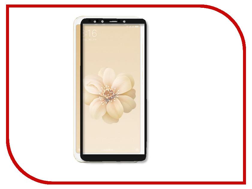 Аксессуар Защитное стекло для Xiaomi Mi6X Ainy Full Screen Cover 0.33mm Black AF-X1080A кран bugatti шаровый угловой oregon 594 1 вр нр с разъемным соединением 5940009
