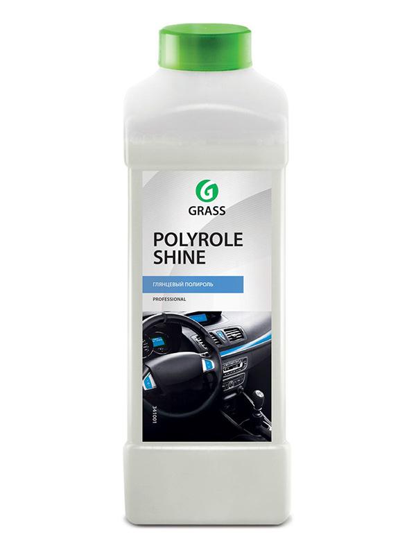 купить Средство полирующее и защитное Grass Polyrole Shine 1L УТ-МС001177 по цене 355 рублей