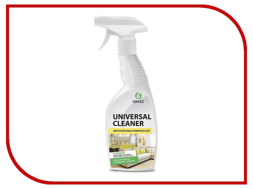 Универсальное чистящее средство Grass Universal Cleaner 600ml УТ-МС000256 стоимость