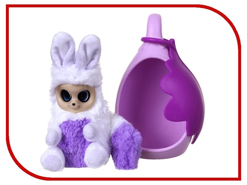 Игрушка 1Toy Bush Baby World Пушистик Аби White-Violet T13946