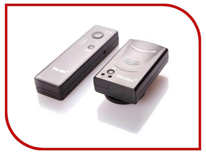 Пульт ДУ Phottix Plato 2.4GHz Wire/Wireless Remote WXD-188 Nikon 14455 блузка
