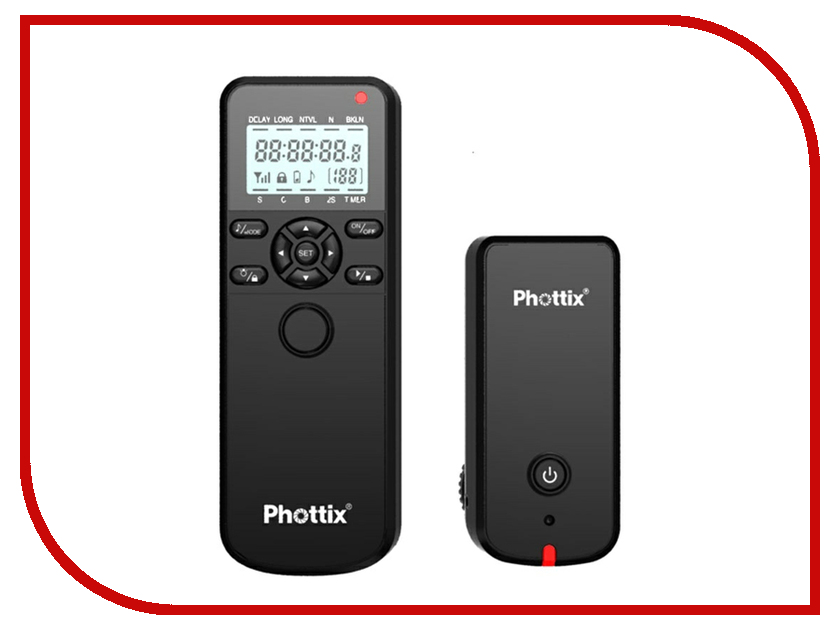Пульт ДУ Phottix Aion Wireless Timer and Shutter 16375 с таймером<br>