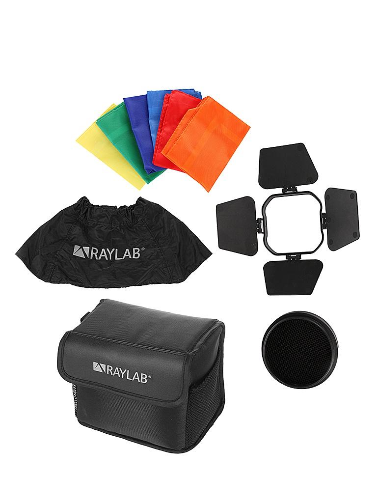 Аксессуар Raylab RPF-KIT2 - набор насадок для накамерной вспышки