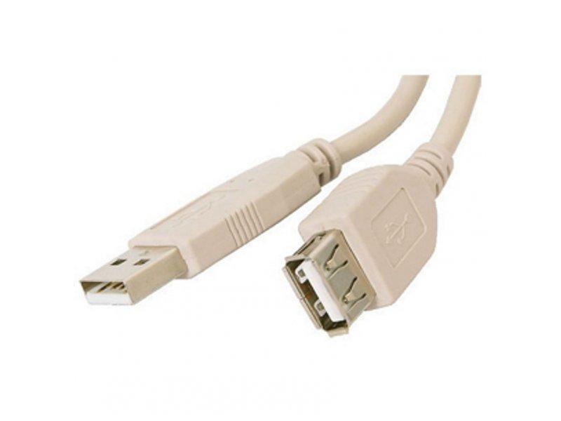 Аксессуар 5bites USB AM-AF 1.8m UC5011-018C