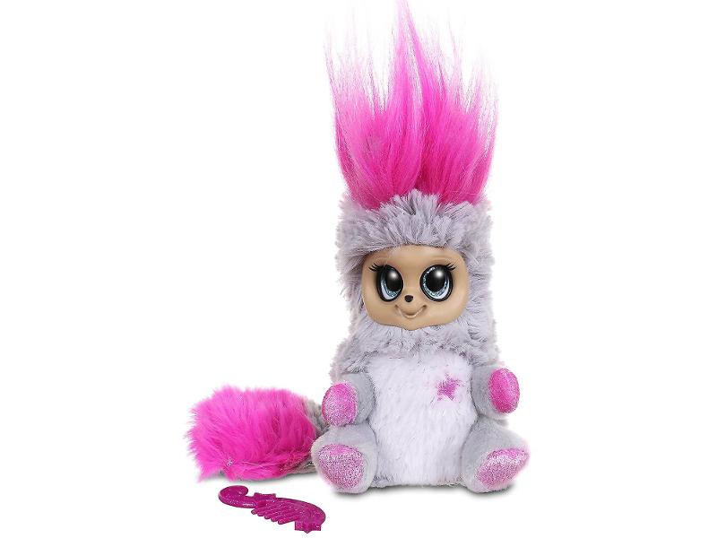 Игрушка 1Toy Bush Baby World Фрейлина Леди Лулу Grey-Pink Т13951