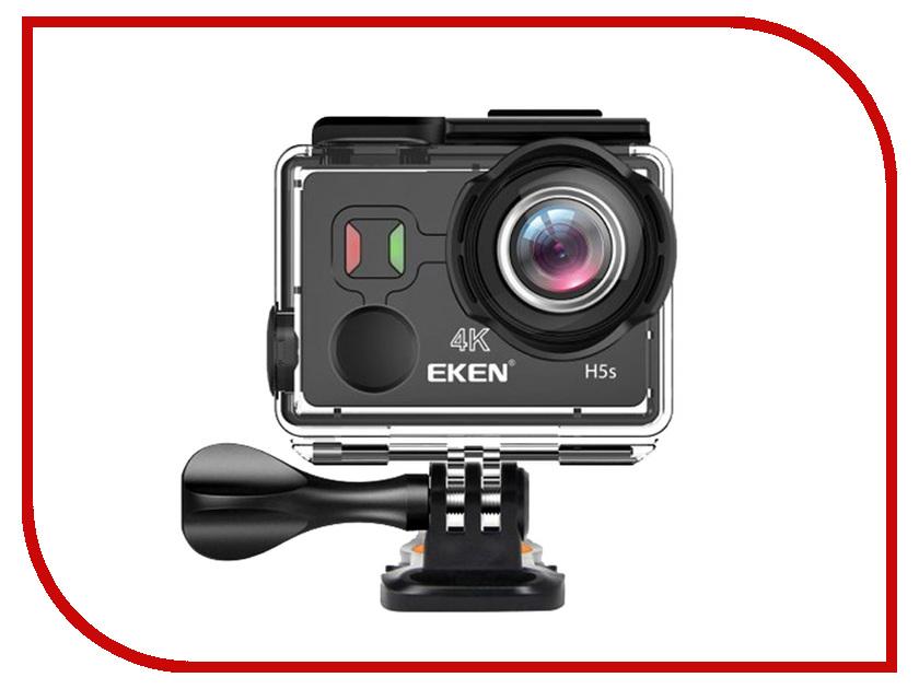 Экшн-камера EKEN H5s Ultra HD Black