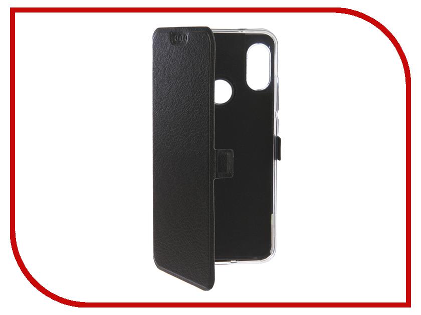 Аксессуар Чехол для Xiaomi Redmi 6 Pro Zibelino Sottile Silicon Black ZSS-XIA-6-PRO-BLK pro skit 8pk 2061 6 in 1 slotted precision screwdrivers set black