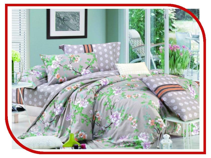 Постельное белье Amore Mio ZHG Shanti Комплект 2 спальный Сатин 62810