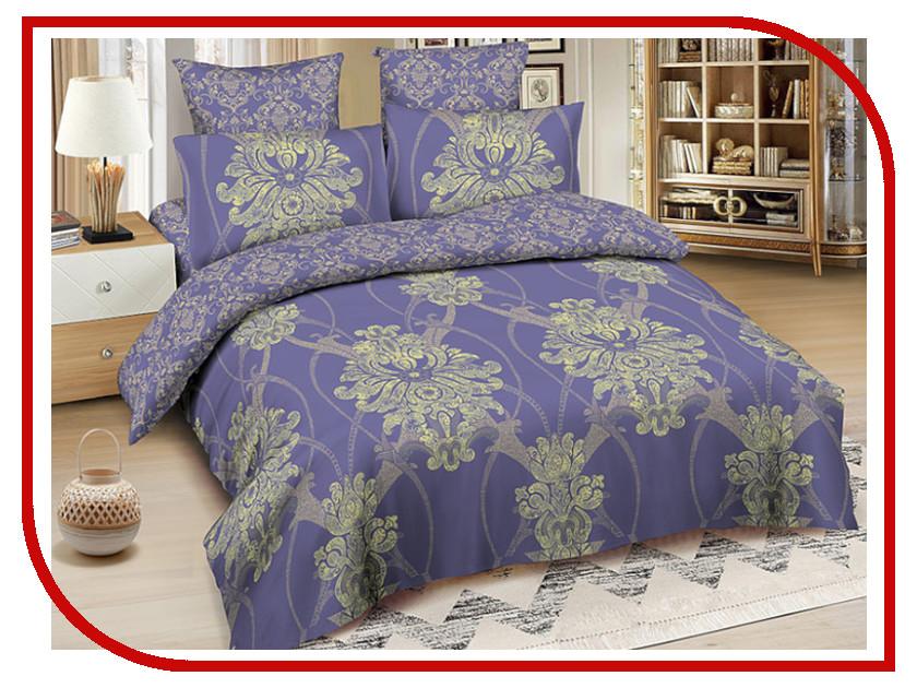 Постельное белье Amore Mio BZ Oslo Комплект 2 спальный Сатин 90550