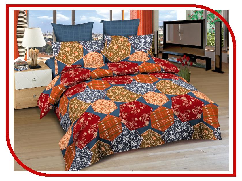 Постельное белье Amore Mio BZ Cairo Комплект 2 спальный Сатин 4222