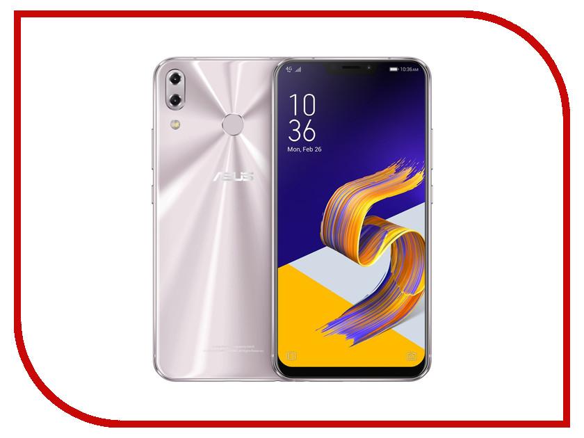 Сотовый телефон ASUS ZenFone 5Z ZS620KL 8/256GB Silver сотовый телефон apple iphone 8 256gb product red special edition mrrn2ru a