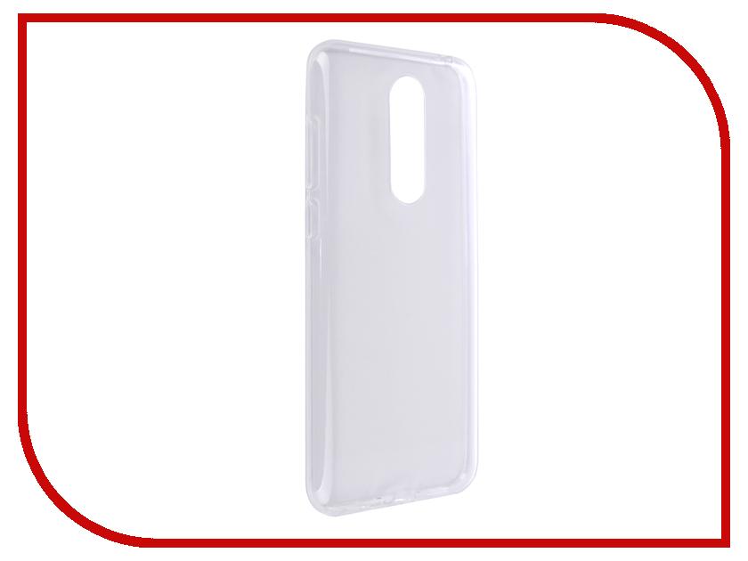 Аксессуар Чехол для Meizu M6T Zibelino Ultra Thin Case White ZUTC-MZU-M6T-WHT