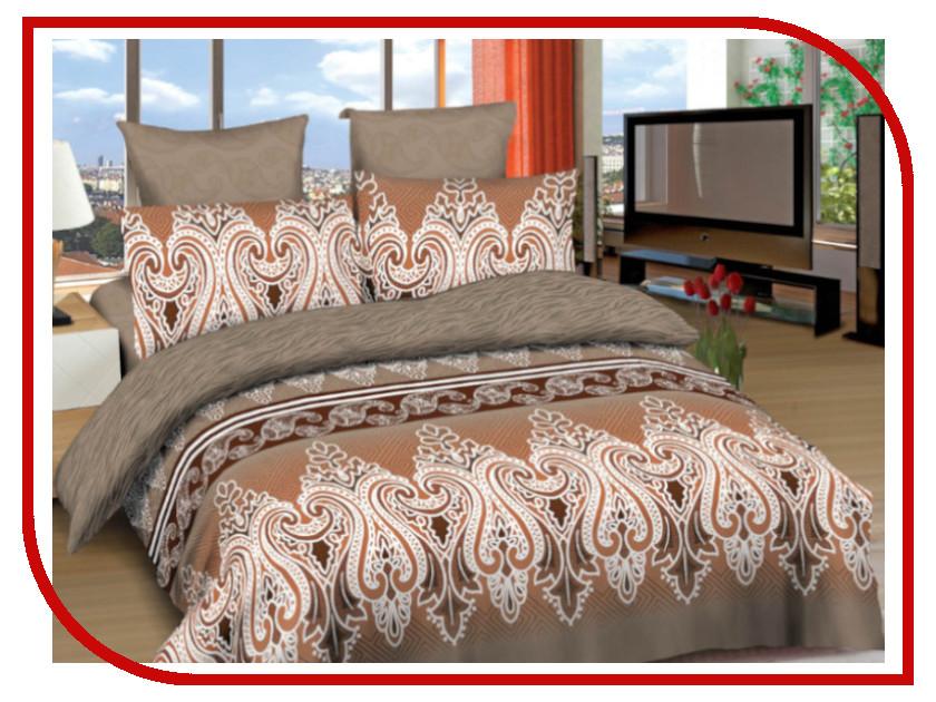 цена на Постельное белье Amore Mio BZ Tabriz Комплект 1.5 спальный Сатин 86487