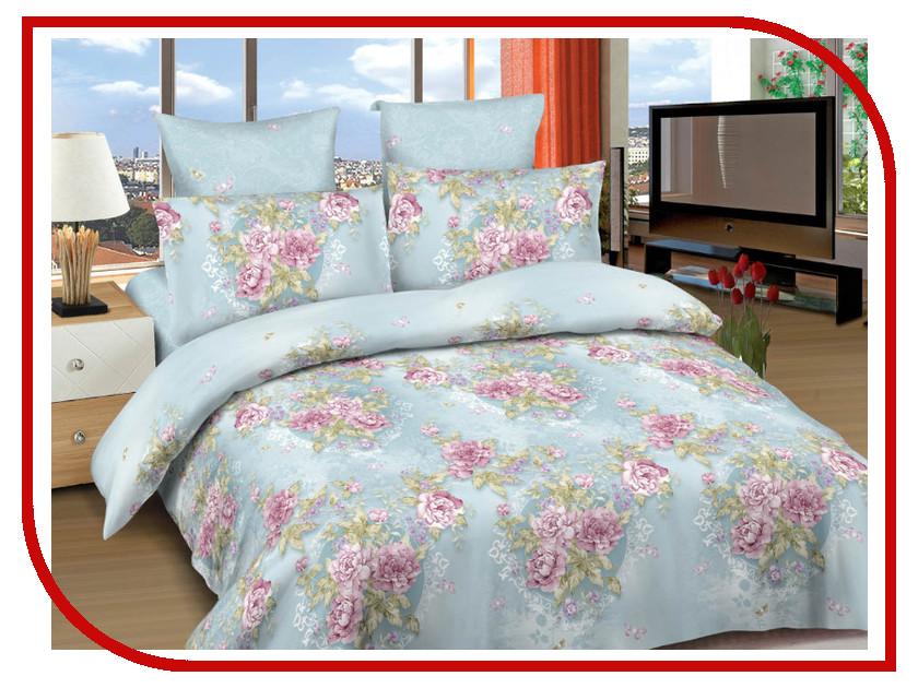 Постельное белье Amore Mio BZ Verona Комплект 1.5 спальный Сатин 86482 amore mio постельное белье veselie 2 0 сп