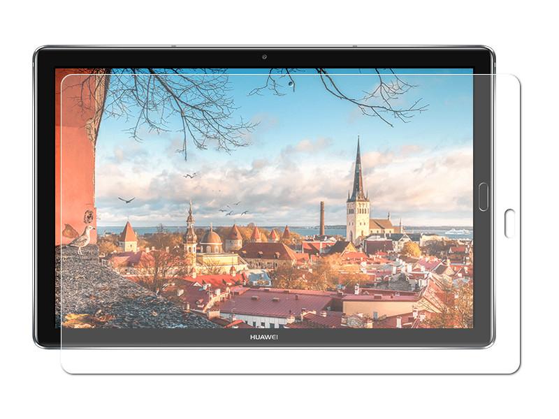 Аксессуар Защитное стекло Zibelino TG для Huawei MediaPad M5/M5 PRO 10.8 ZTG-HW-M5-10.8 аксессуар чехол zibelino для huawei mediapad m5 m5 pro 10 8 tablet gold zt hua m5 10 8 gld