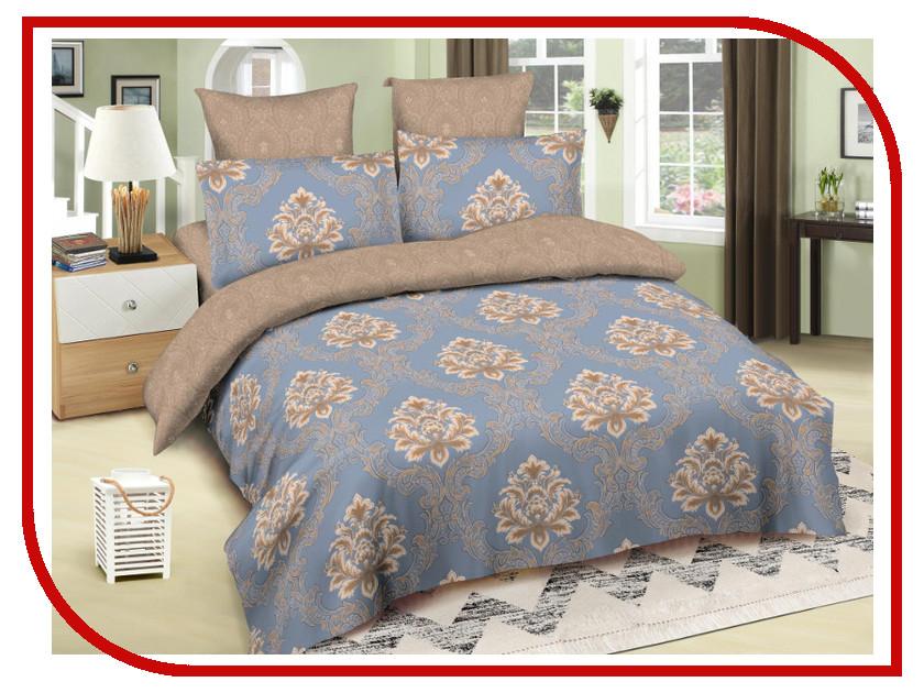 Постельное белье Amore Mio BZ Busan Комплект 1.5 спальный Сатин 2298