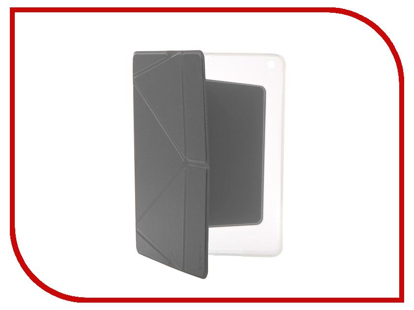Аксессуар Чехол Gurdini Lights Series для APPLE iPad 9.7 2017 Grey 906236 цена и фото