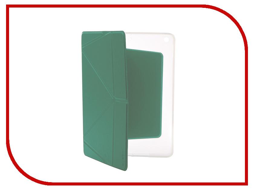 Аксессуар Чехол Gurdini Lights Series для APPLE iPad 9.7 2017 Green 903677 цена и фото