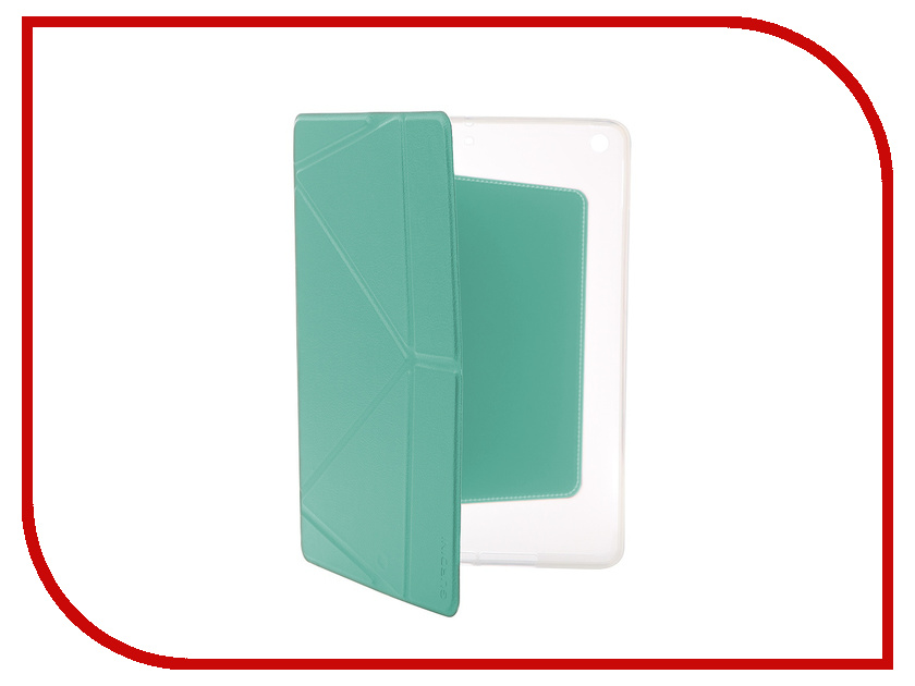 Аксессуар Чехол Gurdini Lights Series для APPLE iPad 9.7 2017 Mint 903674 цена и фото