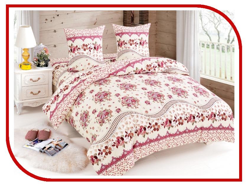 Постельное белье Amore Mio BZ Ava Комплект Семейный Поплин 84081 постельное белье утренний сад поплин семейный