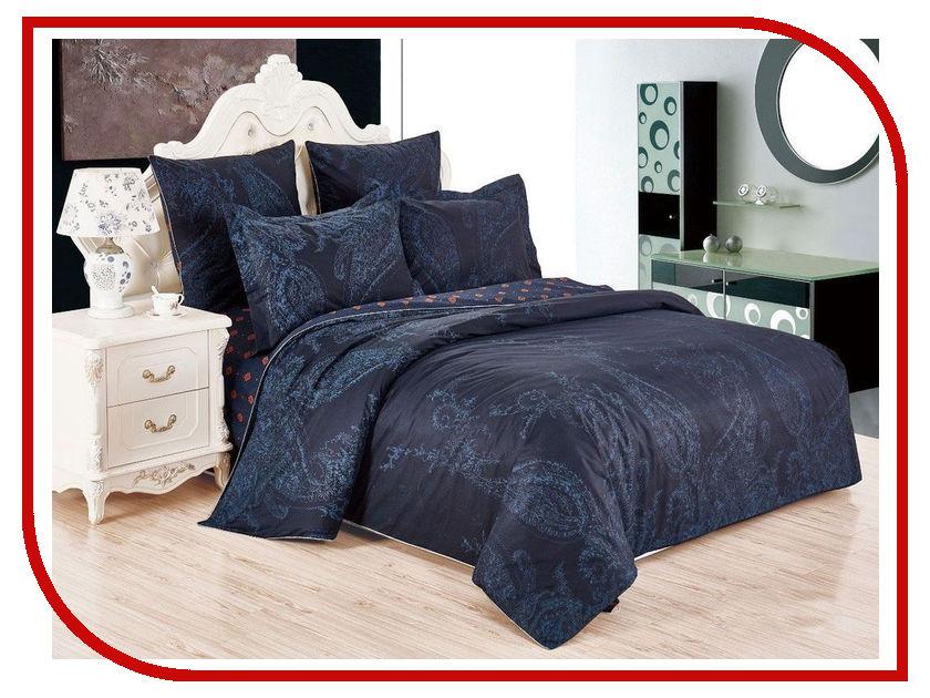Постельное белье Cleo Satin Lux 41/188-SL Комплект Дуэт Сатин постельное белье cleo постельное белье rylee 1 5 спал