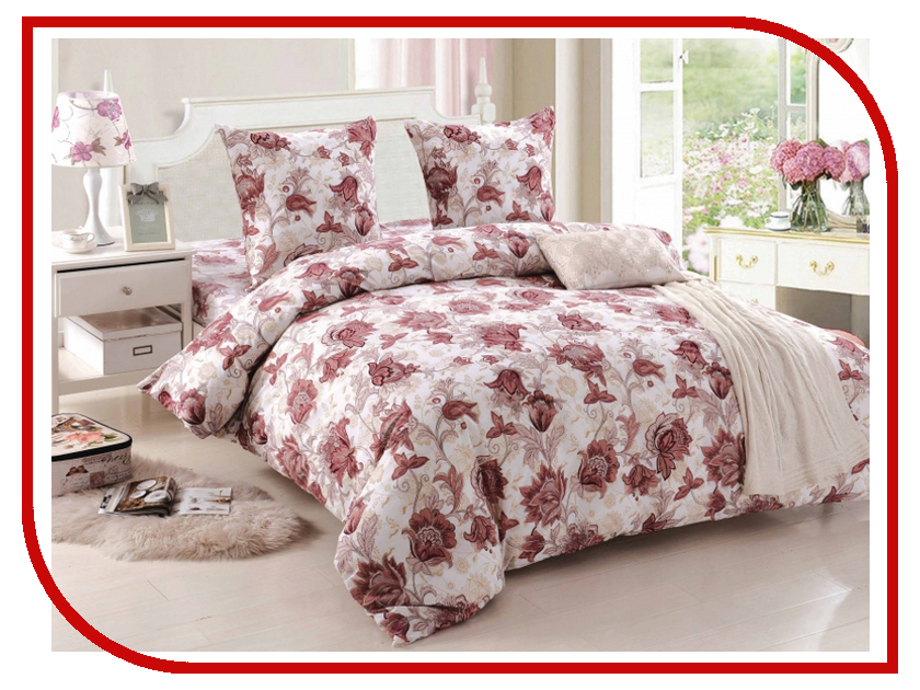 Постельное белье Amore Mio BZ Gina Комплект 2 спальный Поплин 1181