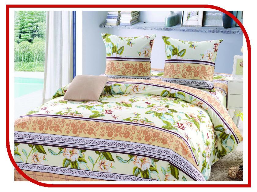 Постельное белье Amore Mio BZ Paris Комплект 2 спальный Поплин 1172 постельное белье этель зелёно серые зигзаги комплект 1 5 спальный поплин 2565810