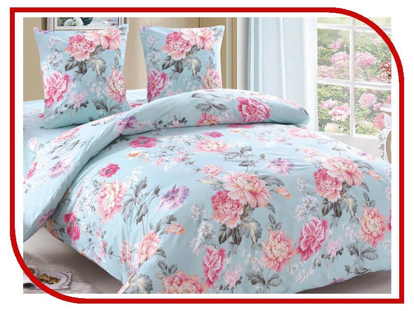 Постельное белье Amore Mio BZ Caroline Комплект 1.5 спальный Поплин 89360 постельное белье amore mio bz genoa комплект 1 5 спальный сатин 1061