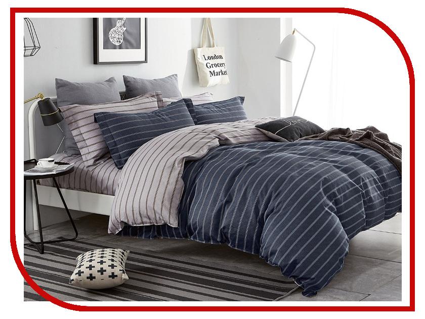 Постельное белье Cleo Satin Lux 41/269-SL Комплект Дуэт Сатин постельное белье cleo постельное белье rylee 1 5 спал