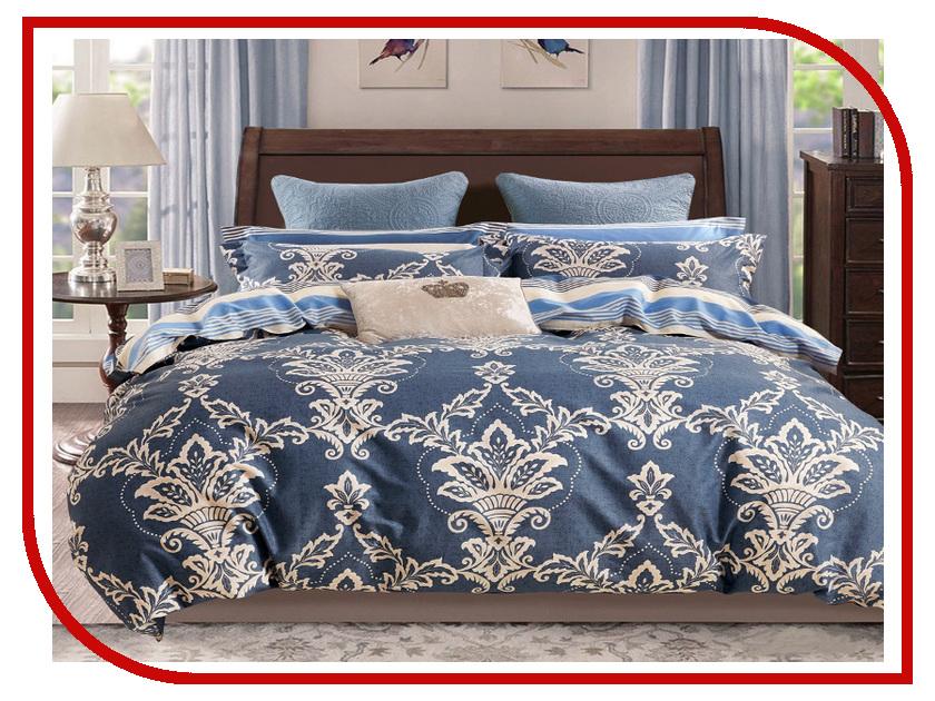 Постельное белье Cleo Satin Lux 41/268-SL Комплект Дуэт Сатин постельное белье cleo постельное белье rylee 1 5 спал