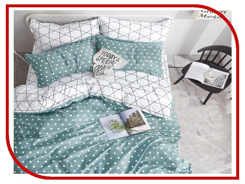 Постельное белье Cleo Satin Lux 41/266-SL Комплект Дуэт Сатин