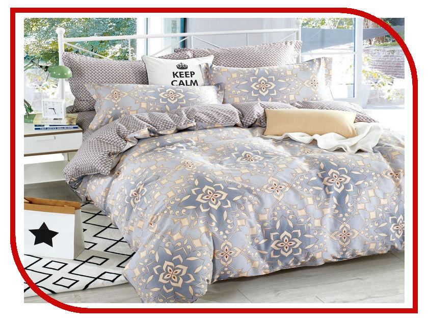 Постельное белье Cleo Satin Lux 31/271-SL Комплект Евро Сатин постельное белье cleo постельное белье rylee 1 5 спал