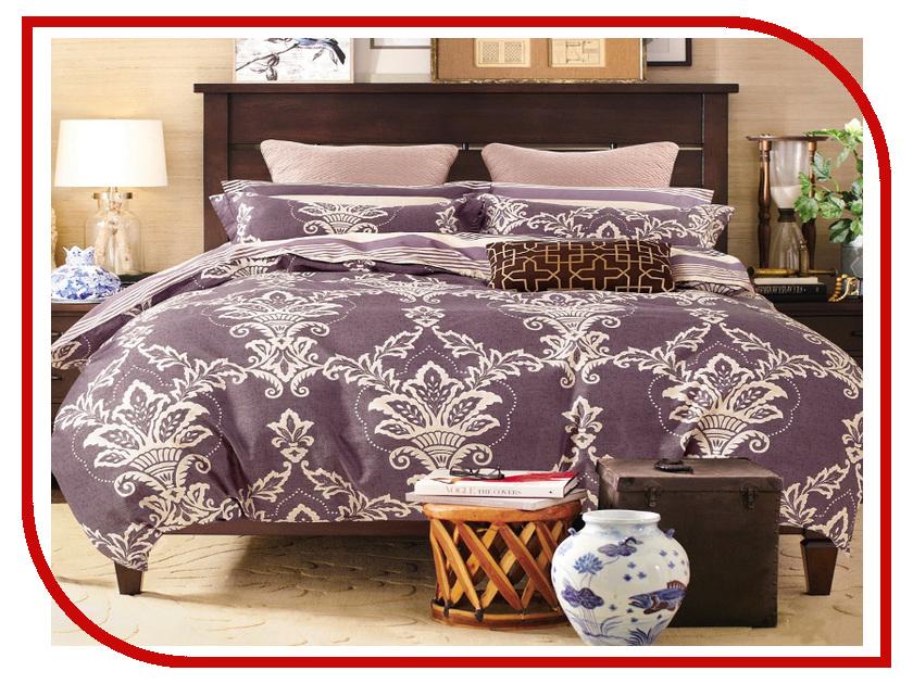 Постельное белье Cleo Satin Lux 20/267-SL Комплект 2-спальный Сатин постельное белье cleo постельное белье siracusa 2 спал