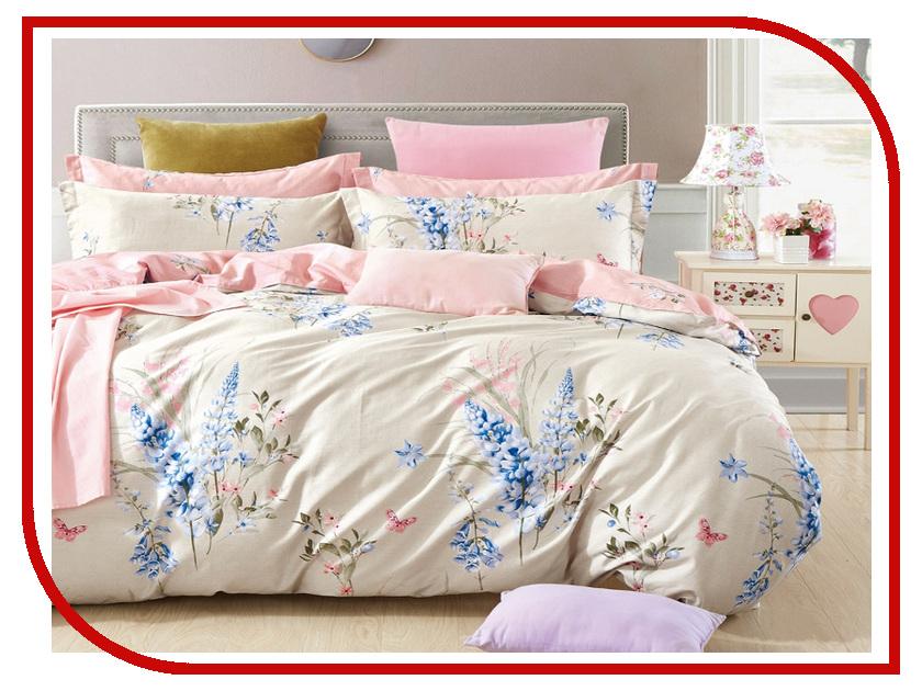 Постельное белье Cleo Satin Lux 20/263-SL Комплект 2-спальный Сатин постельное белье cleo постельное белье mavreena 2 спал