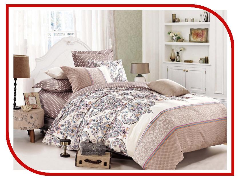 Постельное белье Cleo Satin Lux 20/119-SL Комплект 2-спальный Сатин постельное белье cleo постельное белье rylee 1 5 спал