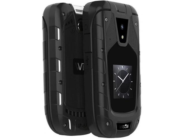 Сотовый телефон Wigor H3 DS Black