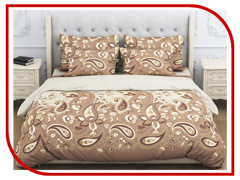 Постельное белье Amore Mio BZ Paysle Комплект 2 спальный Бязь 1912 постельное белье amore mio bz tabriz комплект 1 5 спальный сатин 86487