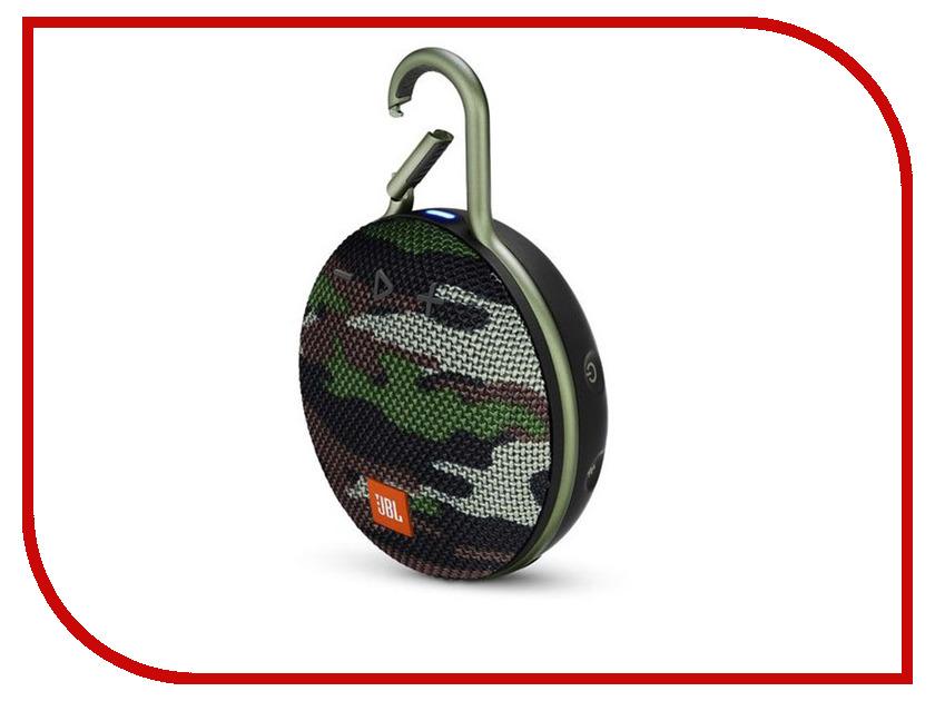 Колонка JBL Clip 3 Squad JBLCLIP3SQUAD цена и фото