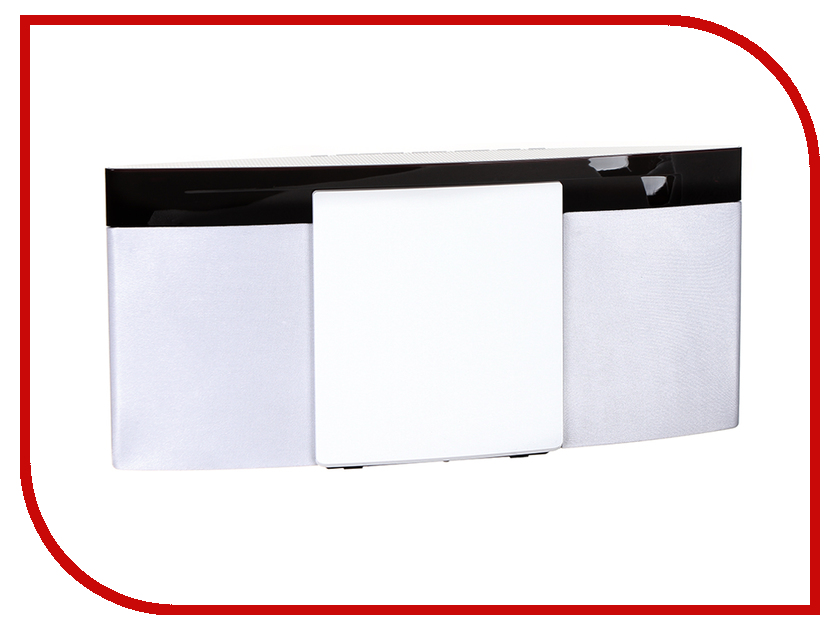 Минисистема Panasonic SC-HC200EE-W минисистема panasonic sc akx200 black sc akx200e k