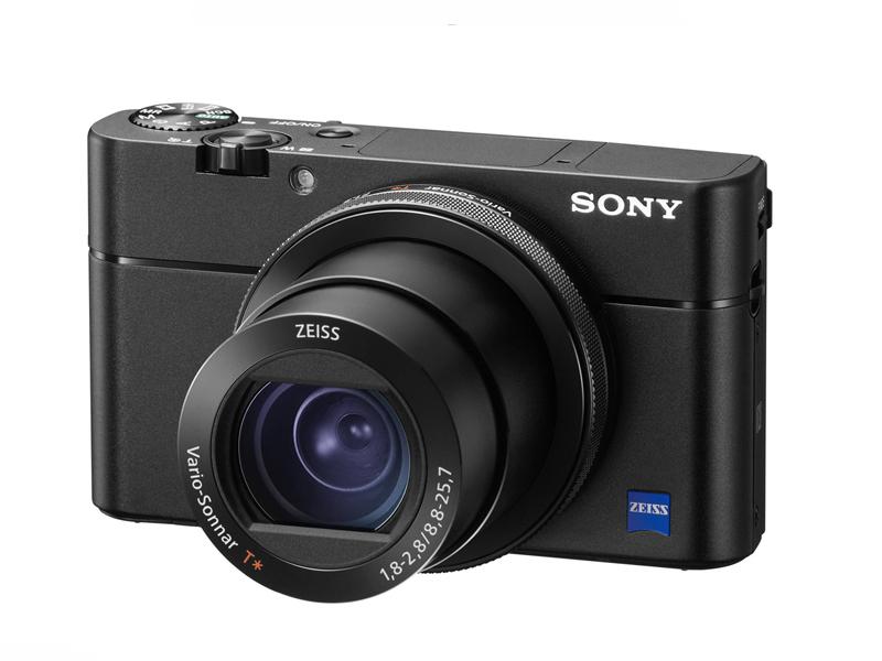 Фотоаппарат Sony Cyber-shot DSC-RX100M5A фотоаппарат sony cyber shot dsc w810 серебристый