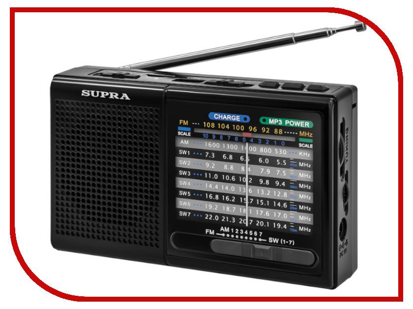 Радиоприемник SUPRA ST-15U
