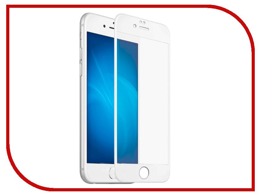 Купить Аксессуар Защитное стекло для APPLE iPhone 6 Innovation 2D Full Glue Cover White 12324