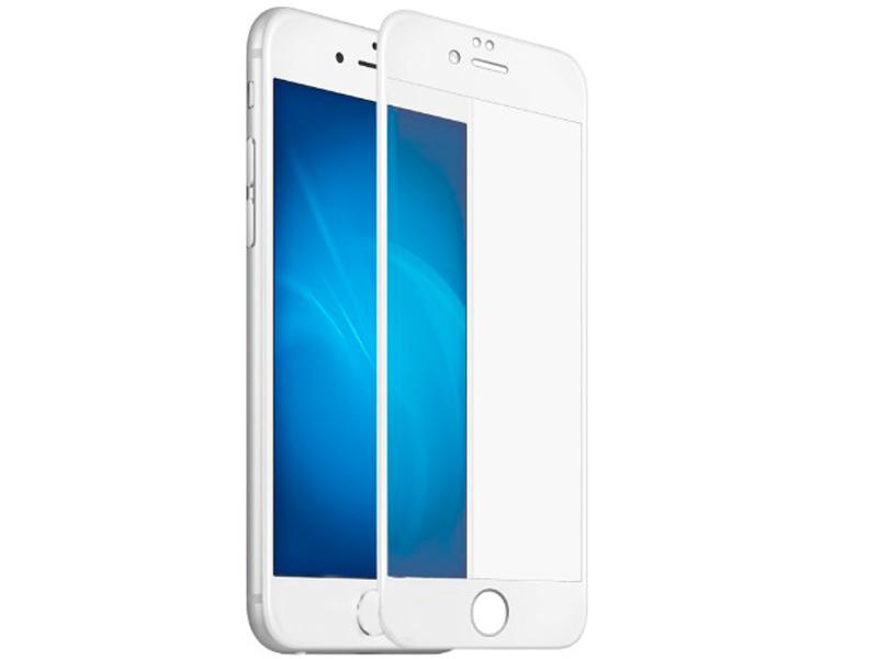 Аксессуар Защитное стекло Innovation для APPLE iPhone 6 2D Full Glue Cover White 12324 аксессуар противоударное стекло для xiaomi mi 7 innovation 2d full glue cover white 12756