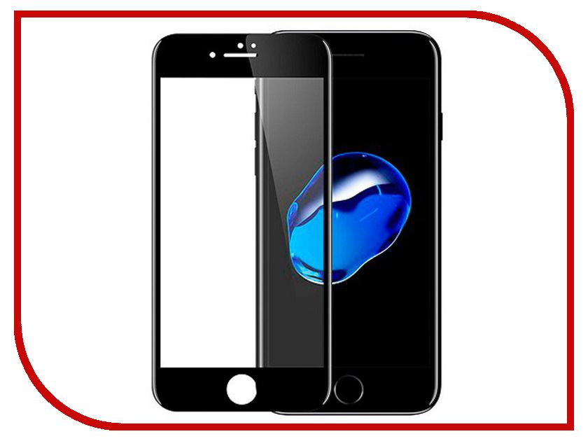 Аксессуар Защитное стекло Innovation 2D Full Glue Cover для APPLE iPhone 7 Black 12325 обложка для автодокументов кожаная mitya veselkov гагарин