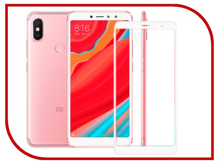 Аксессуар Защитное стекло для Xiaomi Mi S2 Innovation 2D Full Glue Cover White 12347 аксессуар защитное стекло для xiaomi redmi 6 6a innovation 2d full glue cover white 12349