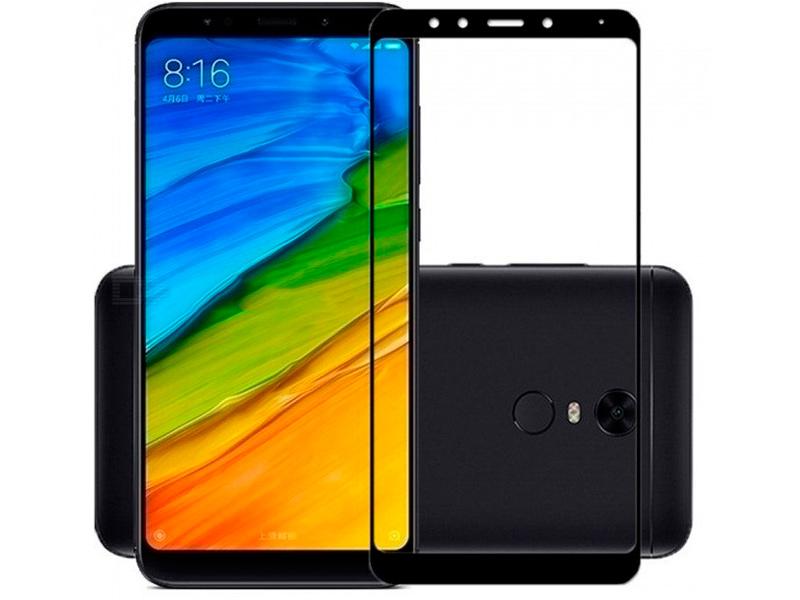 Защитное стекло Innovation для Xiaomi Redmi 6/6A 2D Full Glue Cover Black 12348
