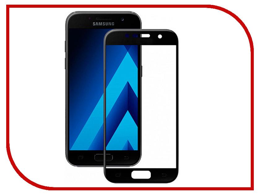 Аксессуар Защитное стекло для Samsung Galaxy A5 Innovation 2D Full Glue Cover Black 12329
