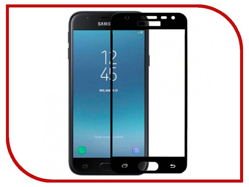 Аксессуар Защитное стекло для Samsung Galaxy J530 2017 Innovation 2D Full Glue Cover Black 12338 аксессуар защитное стекло для samsung galaxy j2 prime innovation 2d colorful black