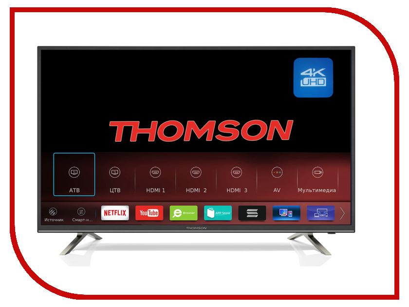 Телевизор Thomson T65USM5200 телевизор thomson t43d19sfs